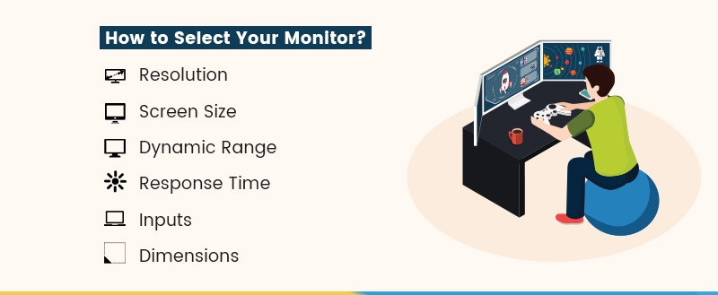 How to Select Your Monitor?