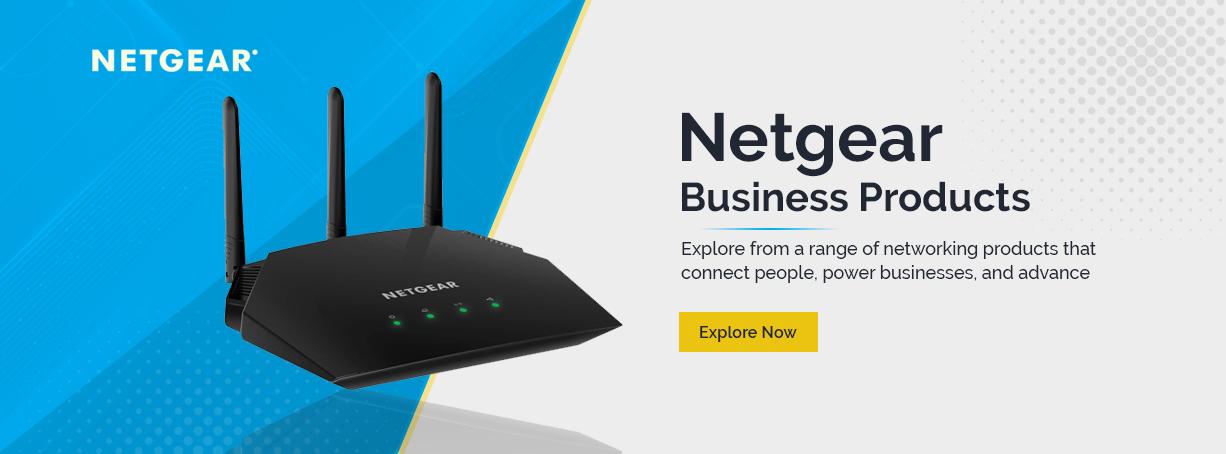 Explore Netgear